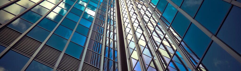 Wolkenkratzer (c) Pixabay - Ausschnitt