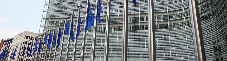 Markante Fassade: das Berlaymont-Gebäude in Brüssel, der Sitz der EU-Kommission (c) Pixabay