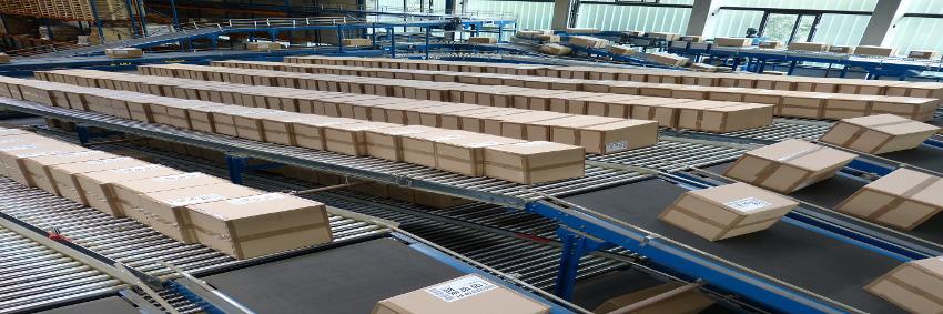 Die Anzahl der versendeten Pakete steigt in Deutschland © Pixabay