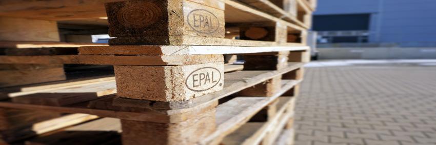 Das Fraunhofer-Institut für Materialfluss und Logistik und die EPAL arbeiten am Ladungsträger der Zukunft © Pixabay