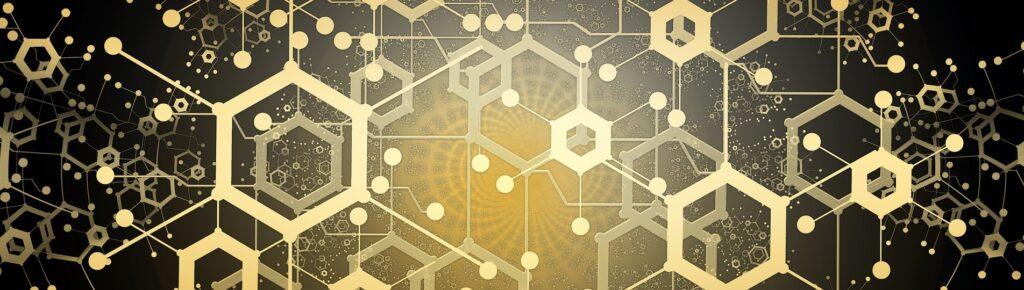 Blockchain (c) Pixabay - Ausschnitt