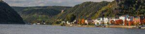 Mittelrhein bei Sankt Goar (c) Pixabay - Ausschnitt