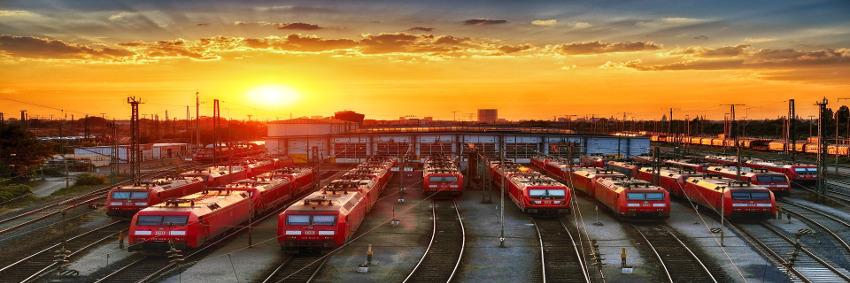 Die Deutsche Bahn prüft, wie sich die verlustreiche Gütersparte wieder profitabel machen lässt. © Pixabay