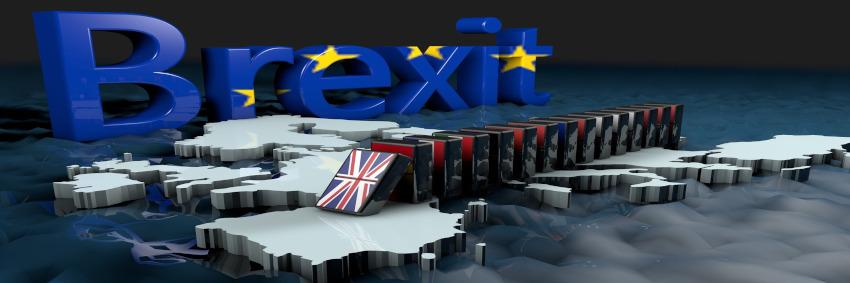 Beim Brexit stehen die Zeichen wieder auf Sturm. Für Lkw-Fahrer könnte das Ende der Brexit Übergangsphase zu einem Albtraum werden. ©Pixabay